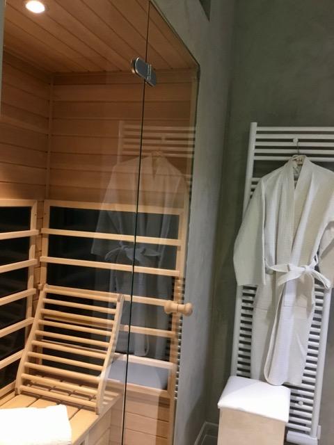 sauna Belgisch fabrikaat